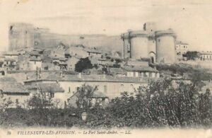 Villeneuve-Les-Avignon-the-Fort