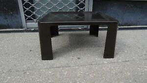 Mario Bellini Table Basse Bb Italia Marron Design 70 S Ebay