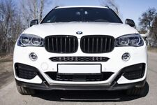 Genuine Bmw X6 Series Carbon Front Splitter F16 Ebay