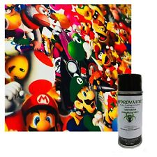 Hydrographic Film Water Transfer Hydro Dipping Dip Activator Amp Mario Bomb Kit