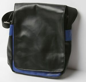 d150b1d8ad97 Image is loading Converse-Small-Flap-Bag-Blue-Black