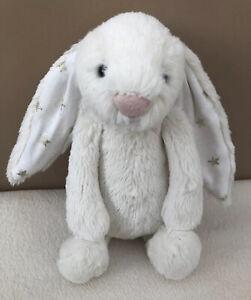 Jellycat-Small-Bashful-Twinkle-Bunny-Rabbit-Soft-Toy-Comforter-White-Stars