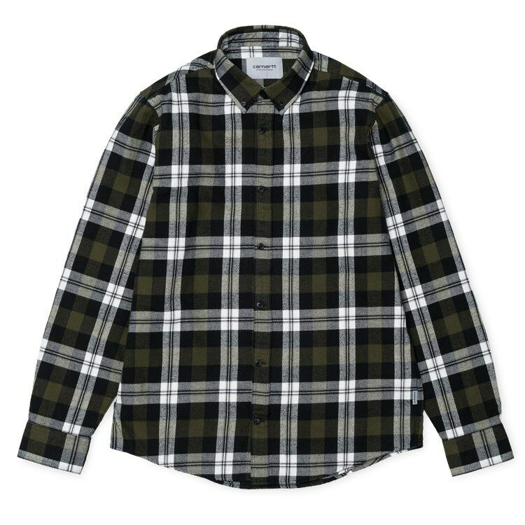 Carhartt Hemd L S Lessing Shirt