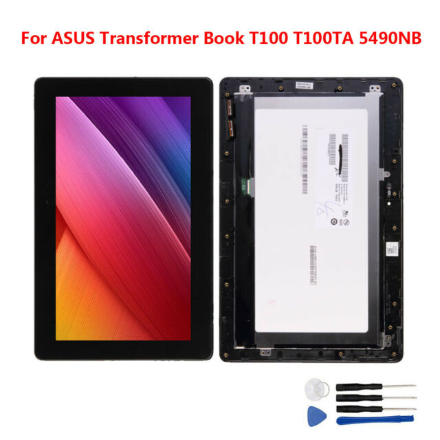 """For 10.1/"""" ASUS Transformer Book T100CHI-C1 LCD Touch Digitizer Assembly KIT"""