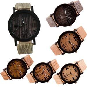Qualified Fashion Brand Unisex Lover Mens Womens Leather Band Analog Quartz Vogue Watches Quartz Wristwatches Hours Male Clock Watches Watches