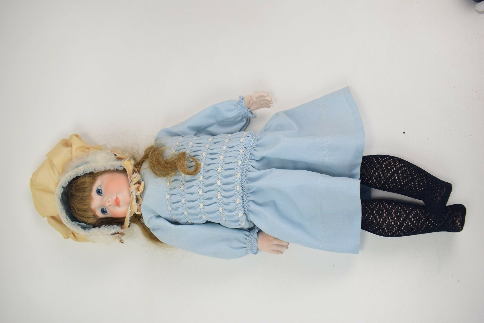 K star R doll reproduction by Connie DeShore - porcelain / bisque doll 24