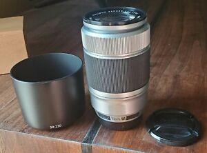 Fujifilm-Fuji-Fujinon-XC-50-230-mm-f-4-5-6-7-OIS-II-Lens-Silver-Telephoto-Zoom