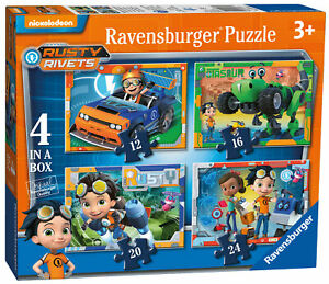 06983-Ravensburger-Rusty-Rivets-4-in-environ-10-16-cm-une-boite-Puzzle-Enfants-Age-3-Ans