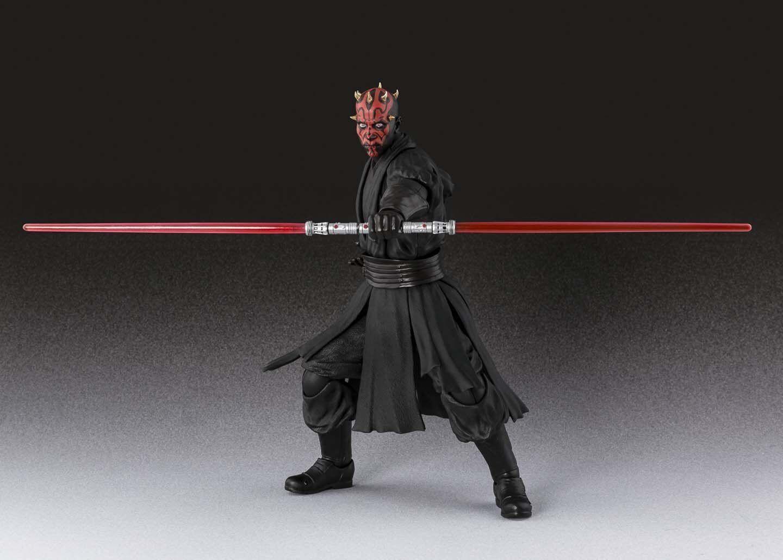Bandai Bandai Bandai S.H.Figuarts Star Wars Episode I Darth Maul Japan version 81baa5