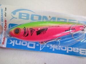 Bomber-Badonk-A-Donk-4-3-4-034-HP-fishing-lure-NIP-great-on-Barra