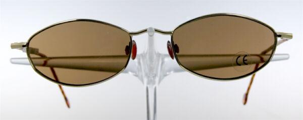 Acquista A Buon Mercato Pro Design Denmark 723 Occhiali Da Sole Marrone Oro Ovale Donna Uomo Nuovo Sunglasses Per Farti Sentire A Tuo Agio Ed Energico
