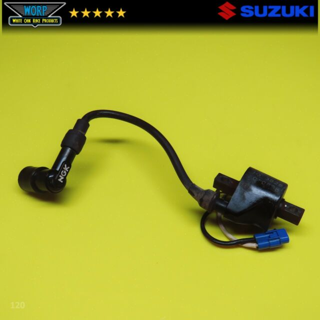1999 Suzuki Rm250 Ignition Coil Spark Plug Boot 1998-2000 ...
