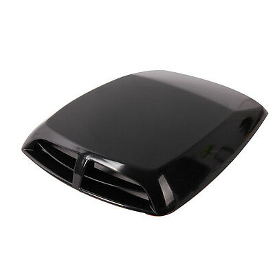 Car Air Flow Intake Vent Bonnet Turbo Hood Scoop Cover Fender Decal Sticker
