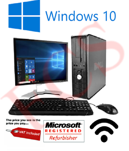DELL-Desktop-Tower-PC-Intel-Quad-Core-CPU-1-To-HD-8-Go-RAM-Wi-Fi-Windows-10-17-034-TFT
