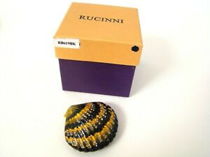 RUCINNI-Jeweled-Trinket-Hinged-Box-Sea-Shell