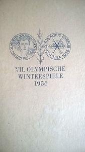 VII. Olympische Winterspiele 1956-VEB Volkskunstverlag Reichenbach i.V. - Köln, Deutschland - VII. Olympische Winterspiele 1956-VEB Volkskunstverlag Reichenbach i.V. - Köln, Deutschland