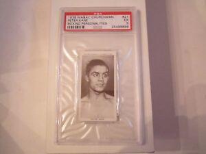 1938-PETER-KANE-20-BOXING-CARD-WA-amp-AC-CHURCHMAN-PSA-GRADED-5-GREAT-CH