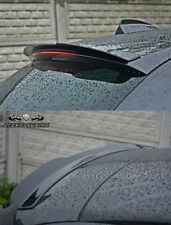 BMW 5er F11 Heckspoiler Spoiler Ansatz Dachspoiler schwarz glänzend