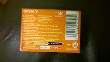 Sony Mini DV Premium Digital Video Cassette DVM60PR3
