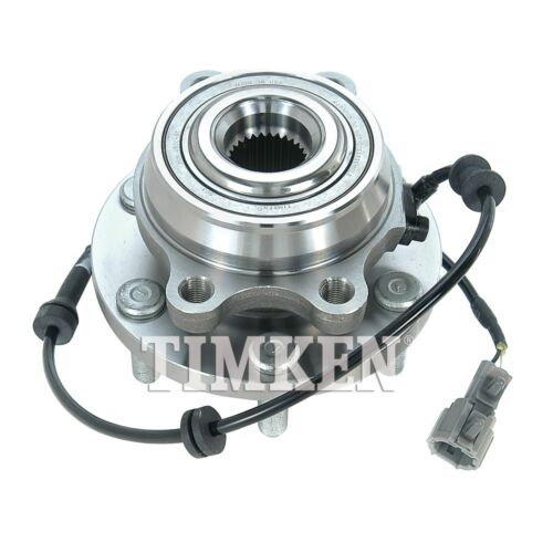 Wheel Bearing and Hub Assembly-Axle Bearing and Hub Assembly Front Timken