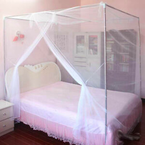 4-Conor-Mesh-Mosquito-Net-for-Double-Bed-Bug-Insect-Repellent-Hanging-Netting