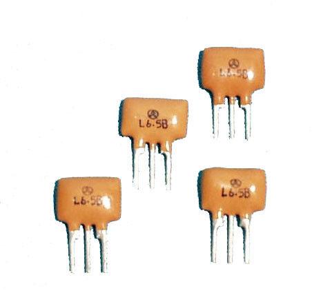 5xKeramikfilter SFE 5,5 MHz