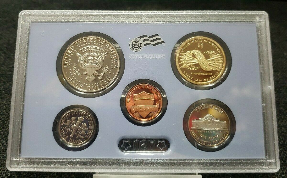 2010 United States Mint Proof Set XH