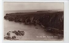 THE RED HILLS, EYEMOUTH: Berwickshire postcard (C19150)