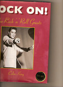 Rock On Rock 039n039 Roll by Colin King Hardback Book amp20 track CD 2002 New - Rayleigh, United Kingdom - Rock On Rock 039n039 Roll by Colin King Hardback Book amp20 track CD 2002 New - Rayleigh, United Kingdom