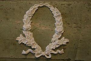 Shabby chic furniture appliques architectural mouldings onlays diy
