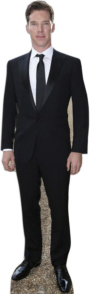 Benedict Cumberbatch Lebensechte Größe Pappfigur   Aufstehen Aufsteller