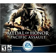 Medal of Honor Pacific Assault PC US Perfect Guaranteed