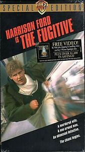The-Fugitive-VHS-2001-Special-Edition-with-Extras