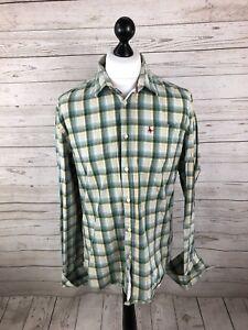Cuadrado Cuff Camisa Wills Jack Hombre Cufflink Condition grande Great PqPaUxz