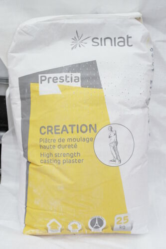 Choose your size 25kg to 500kg crafts 01 stonger than plaster Bulk Stonecast