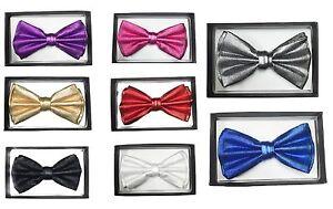 Fashion Adjustable Men Wedding Bowtie Necktie Halloween Bow Tie Novelty Tuxedo