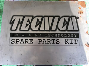 TECNICA SPARE PARTS KIT Ersatzteile für Inline-Skates aus Ersatzteilkoff<wbr/>er Skate