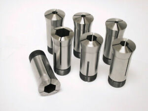 5C Hex Collet 6MM for tools with hexagonal shank