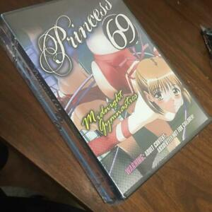 Princess-69-Complete-OVA-Trilogy-DVD-3-Discs-Set-Animation-Manga-Sexy-Girl-new
