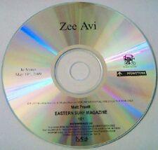 ZEE AVI - ZEE AVI - CD, 2009 - PROMO