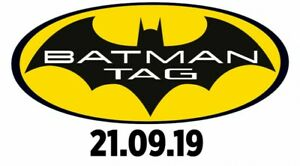 BATMAN-TAG-2019-SPECIAL-deutsch-2-GRATIS-HEFT-5-POSTKARTEN-2-MASKEN-who-laughs