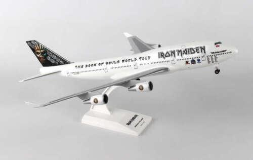 Skymarks Iron Maiden Boeing 747-400 1//200 W//Gear  SKR899
