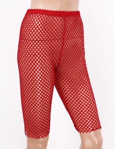 Women/'s Netted High Waist Half Pants Bikini Cover Up Swimsuit Swimwear Beachwear