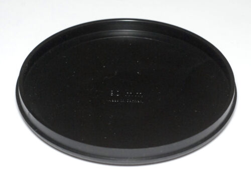 Universal aufsteckdeckel para 85mm diámetro//slip-on lens cap nuevo//en el embalaje original
