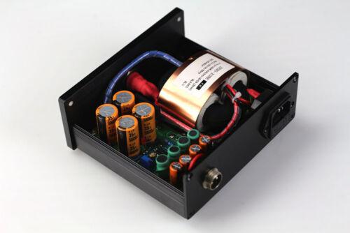 30W Hifi Ultra-low noise Linear Power supply DC9V 2A R-core transformer  L6-51