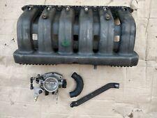 e34 325i M50B25 intake maniford+throttle body+fuel rail 1 735 730-2.5 BMW E36