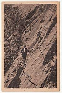 Ak-Zugspitze-Besteigung-Durchs-Hollental-Alpinista-Scalatore-Del-1940