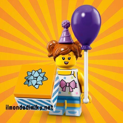 Lego/_Minifigures/_serie/_18/_Ragazza Festa di Compleanno BIrthday Party Girl/_71021