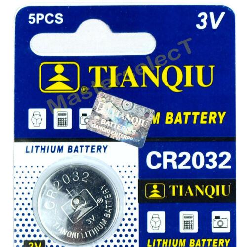 200 Pile Piles batterie Bouton Lithium CR2032 cr 2032