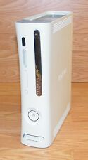 *FOR PARTS* Microsoft Xbox 360 White Console Only (NTSC) **RED RING**
